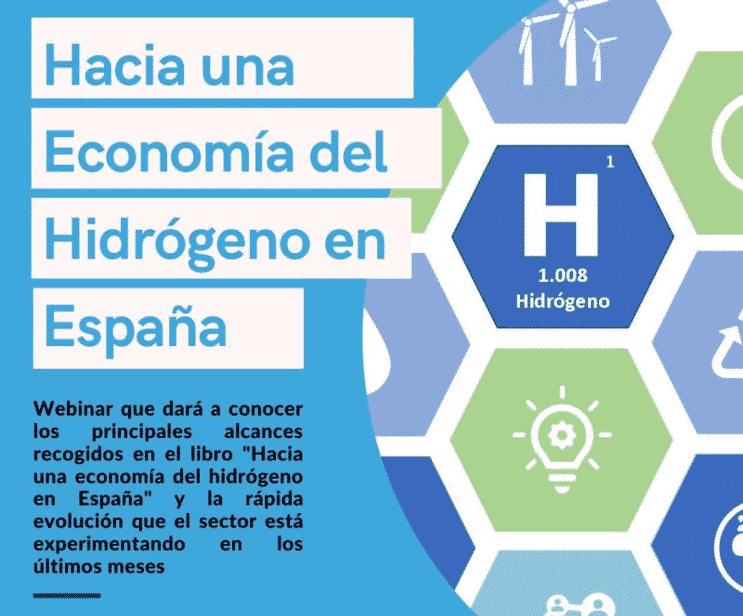 """Celebrado el Webinar """"Hacia una Economía del Hidrógeno en España"""" los días 18, 19 y 20 de enero, organizado por CIEMAT en colaboración con la AeH2"""