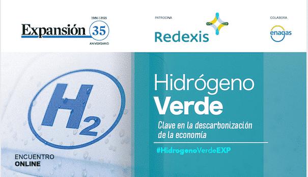 """La AeH2 participó en el evento online """"Hidrógeno verde: clave en la descarbonización de la economía"""" organizado por el Expansión"""