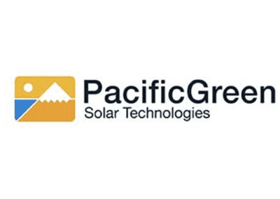 PACIFIC GREEN SOLAR TECHNOLOGIES INC.