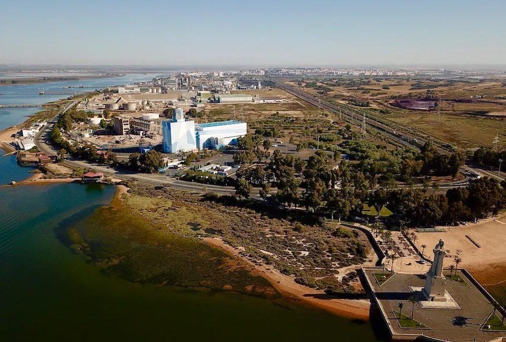 Huelva se encomienda a las nuevas plantas de hidrógeno verde para reforzar su industria
