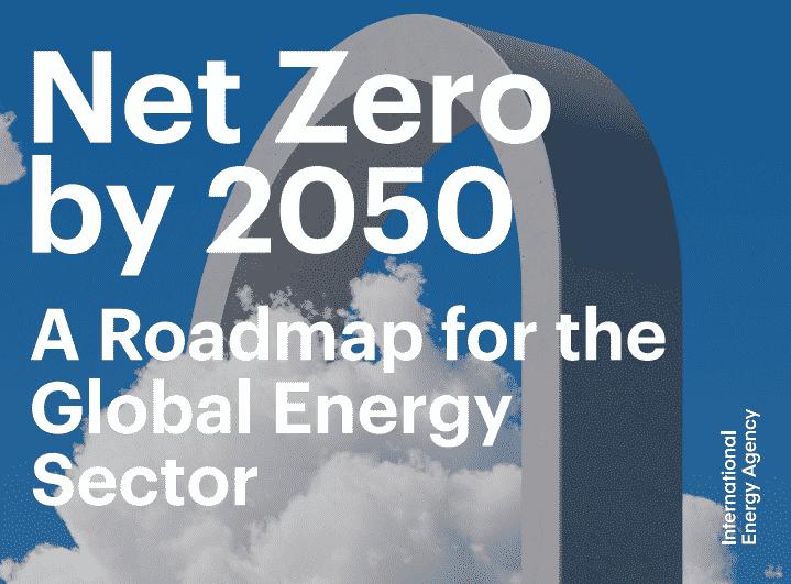 """Publicado el """"Net Zero Report"""" de la Agencia Internacional de la Energía"""