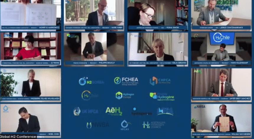 La AeH2 se integra a la Global Hydrogen Industry Association Alliance (GHIAA)